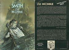 RARE ( 4000 EXEMPLAIRES ) / LIVRE - CLARK ASHTON SMITH : L' ÎLE INCONNUE