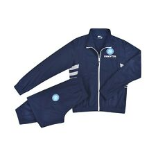 FW13 SSC NAPOLI TG M TUTA CHAMPIONS OFFICIAL TRACKSUIT SURVETEMENT SUDADORA