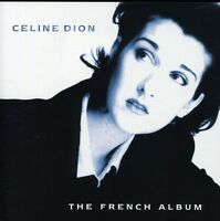 French Album - Dion,Celine (1995, CD NEUF)