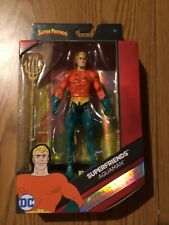 DC Multiverse SUPERFRIENDS Aquaman NIB JUSTICE LEAGUE LOOK!!
