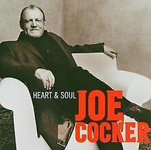 Heart & Soul von Cocker,Joe   CD   Zustand gut