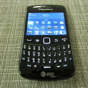 BLACKBERRY CURVE 9360 - (AT&T) CLEAN ESN, WORKS, PLEASE READ!! 38815