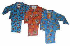 Flannel Sleepwear (0-24 Months) for Boys