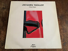 JACQUES THOLLOT - CINQ HOPS - FRENCH FREE JAZZ DRUMMER - FREE,AVANT GARDE