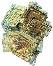 Bismuth Crystal 41 grams - 1 3/4 x 1 1/2 x 1 Crystal - BIS079
