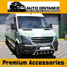 MERCEDES Sprinter W906 2014-2017 BULL BAR Spingere Bar (60 mm) in acciaio inox