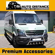 MERCEDES Sprinter W906 2014-2017 Bull Bar Nudge Bar(60 mm) Stainless Steel