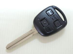 New Key Remote For Landcruise Avensi Verso Torago Corolla Rav4 T304
