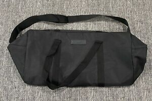Giorgio Armani Unisex NEW Weekend Bag/Duffle Black Gift