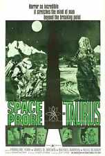 Space Probe Taurus Poster 01 Metal Sign A4 12x8 Aluminium