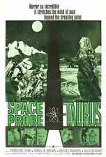 Space Probe Taurus Poster 01 Metal Sign A4 12x8 Aluminium