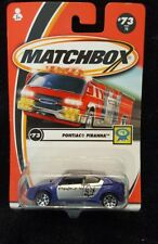 NEW MATCHBOX PONTIAC PIRANHA #1 73/75 2001 BLUE (M-2)