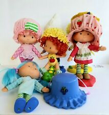 Danbury Mint Strawberry Shortcake Collection