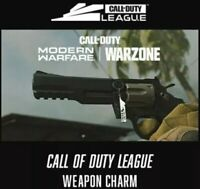 Call of Duty Modern Warfare Warzone Exclusive Weapon Charm CDL LIMITED 🔥