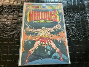 1975 DC COMICS -  Hercules Unbound #1 (VF/NM )
