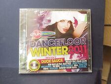 DANCE FLOOR WINTER 2011 COMPIL 88697822092 2xCD ALBUM