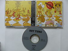 CD Album HOT TUNA Yellow fever   bvcm 7345 japon