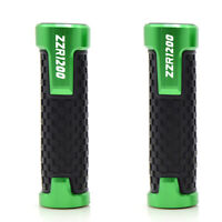 Hot Motorcycle Replacement handlebar grips For Kawasaki ZZR600 ZZR1200 03-08