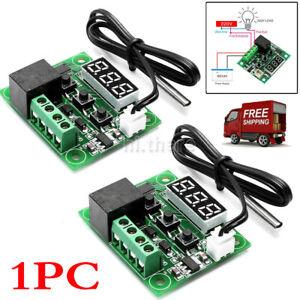 W1209 Digital Thermostat Temperature Control Switch sensor Module 12V -50-110°C