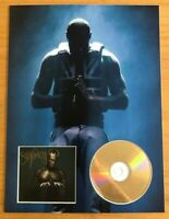 Stormzy   **HAND SIGNED**  16x12 mounted display ~ AUTOGRAPHED