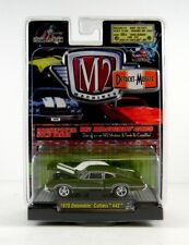 1970 Oldsmobile Cutlass 442 M2 Detroit Muscle 1/64 Scale Release #04