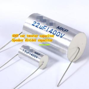 400V 1uf~22uf Car tweeter Capacitors Speaker divider capacitor Audio parts