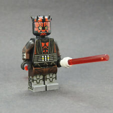 Custom minifigures Darth Maul clone wars s7 Star Wars lego bricks