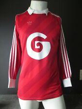 RSCA Shirt Adidas Ventex 80's Sponsor G = replica le G est une réplique, Munaron