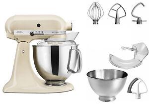 KitchenAid Artisan Küchenrührmaschine 5KSM175PS mit Flexi und 3 Literschüssel