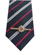 RCT Royal Corps of Transport Tie & Tie Clip Set e233