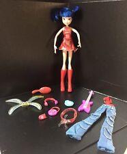 2004 Wink Club Rainbow MUSA Doll + Accessories *Rare*