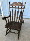 Oversized Virginia House Rocking Chair  Vintage -Comfortable, Beautiful