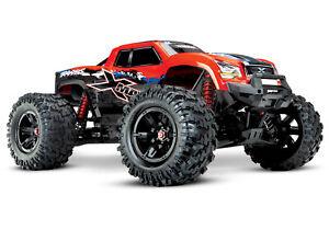 Traxxas 1/8 X-Maxx VXL-8S Brushless Monster Truck Red X