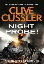 Night Probe! (Dirk Pitt) by Cussler, Clive Paperback Book