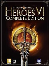 * PC NEW SEALED Game * HEROES OF MIGHT AND MAGIC VI 6 - COMPLETE EDITION