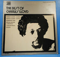 THE BEST OF CHARLES LLOYD VINYL LP 1970 ORIGINAL PRESS NICE CONDITION! VG/VG!!