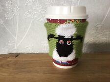 Shaun the Sheep Coffee/tea travel cosy. Great Present.