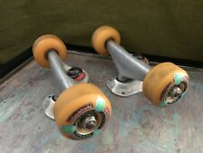 90's Grind King Skateboard Trucks & SpitFire 52 Foster Wheels(Trucks 5�7.5�)Usa