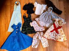 "10 Vintage Pieces Of Clothes Fits  Cissy Revlon Dolikin & Similar 20"" Doll"