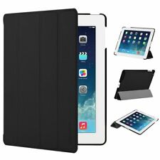 EasyAcc Protective Case Pouch For Apple iPad 2/3/4 Smart Cover Built-in Magnet