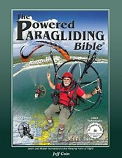New listing  POWERED PARAGLIDING BIBLE 5 By Jeff Goin *Excellent Condition*