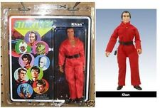 Star Trek Retro Cloth Mego Khan Figure