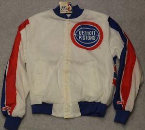 Vintage Detroit Pistons Chalk Line Jacket Rare Find