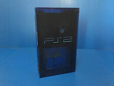 "Rare Original 2004 PS2 Games Console Midnight Blue Japanese 110V "" Tested """