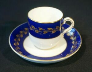 Beautiful Minton Tiffany & Co Demitasse And Saucer