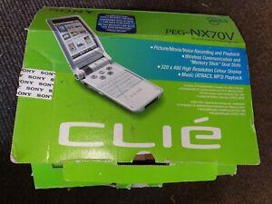 Sony PDA NX70V Clie