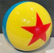 "Disney Parks Pixar Toy Story Luxo Jr Thick Bouncy Ball 4"" Diameter - BRAND NEW"