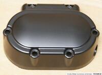 Harley original Getriebe Deckel Gear Cover black schwarz Twin Cam Softail Dyna