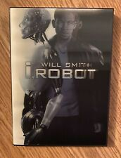 Will Smith I,Robot DVD with Lenticular Slip Cover, Brand New Factory Sealed