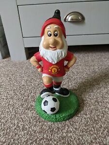 """Manchester United  Gnome 8"""" Football"""